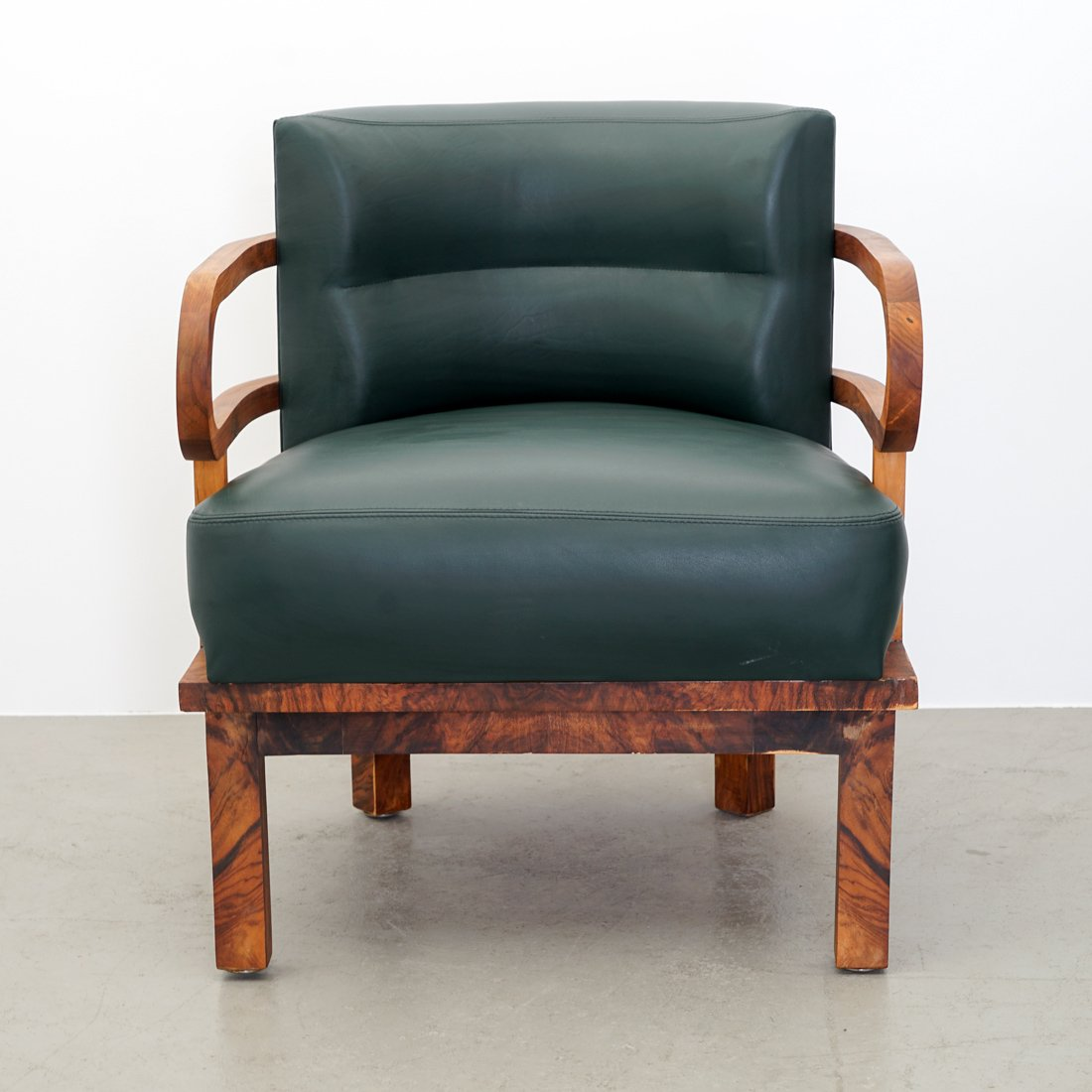 Art Deco Lounge Chair 1920s For Sale At Pamono