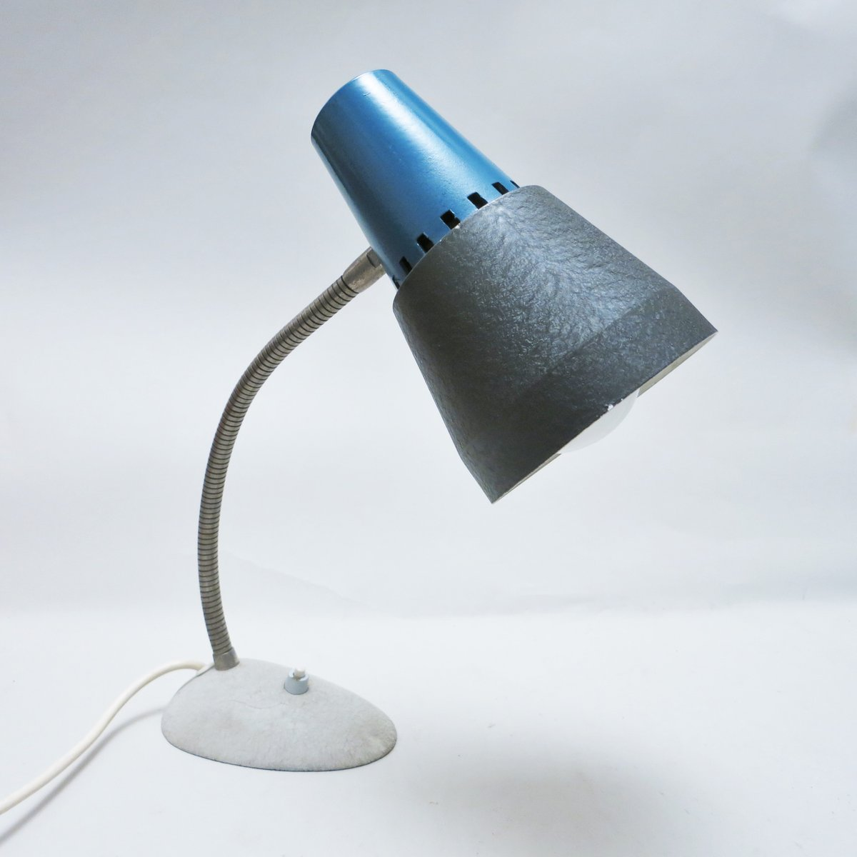 Vintage Small Desk Lamp, 1960s