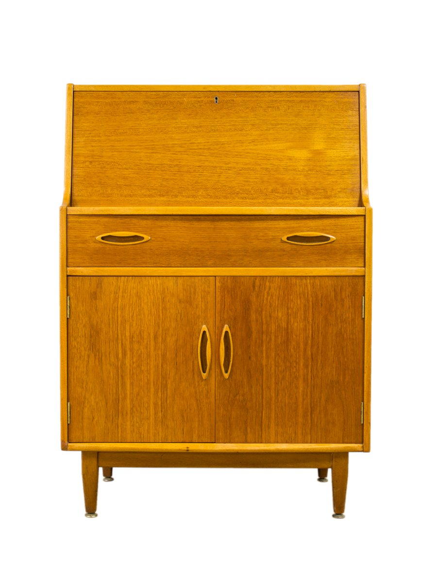 vintage teak sekret r von jentique bei pamono kaufen. Black Bedroom Furniture Sets. Home Design Ideas