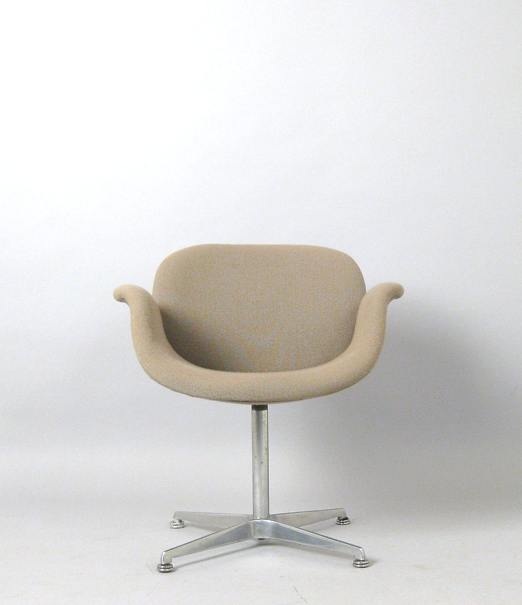 paulin disc with hivemodern com chair base pages pierre tulip little artifort