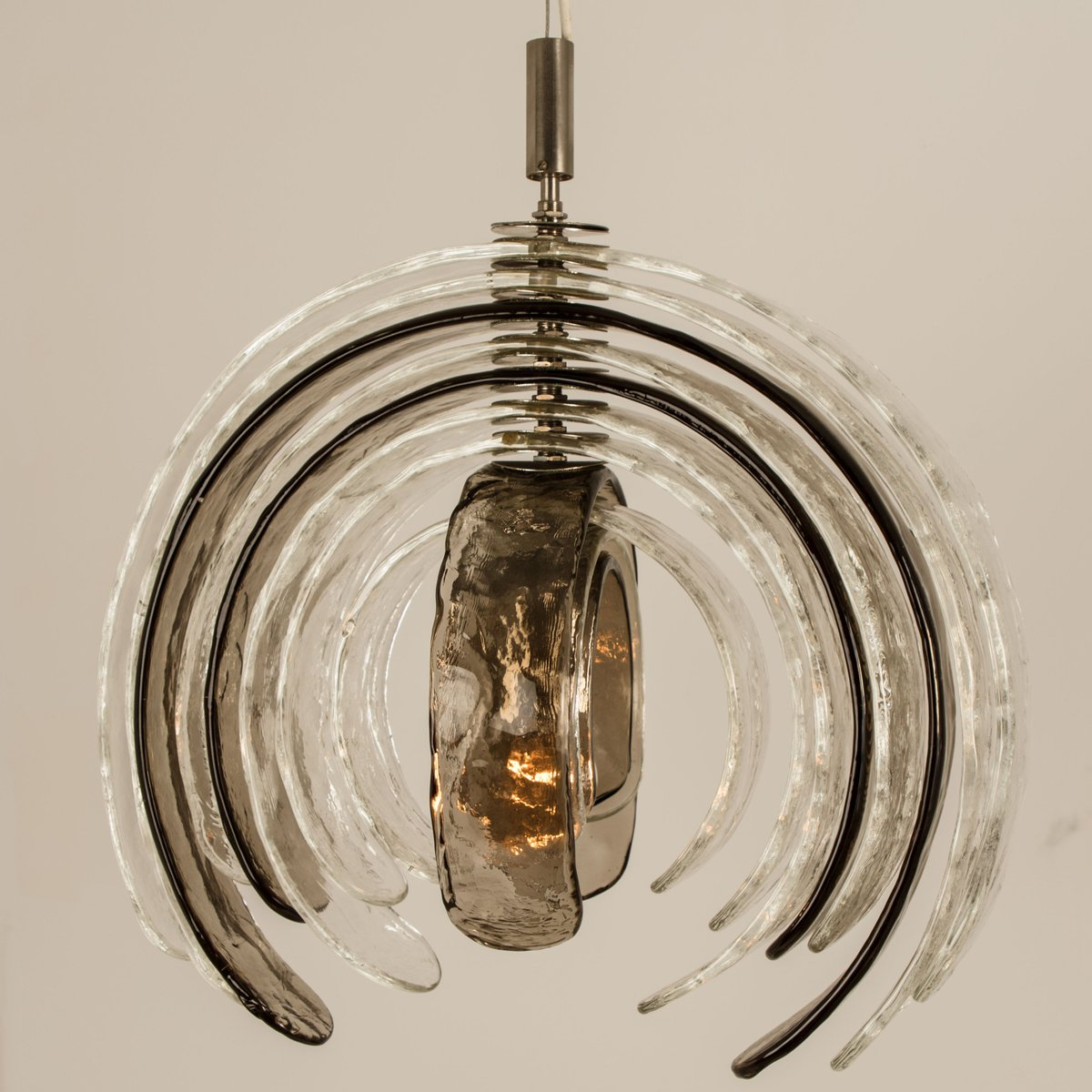 skulpturale artichoke lampen von carlo nason f r mazzega 1970er 2er set bei pamono kaufen. Black Bedroom Furniture Sets. Home Design Ideas