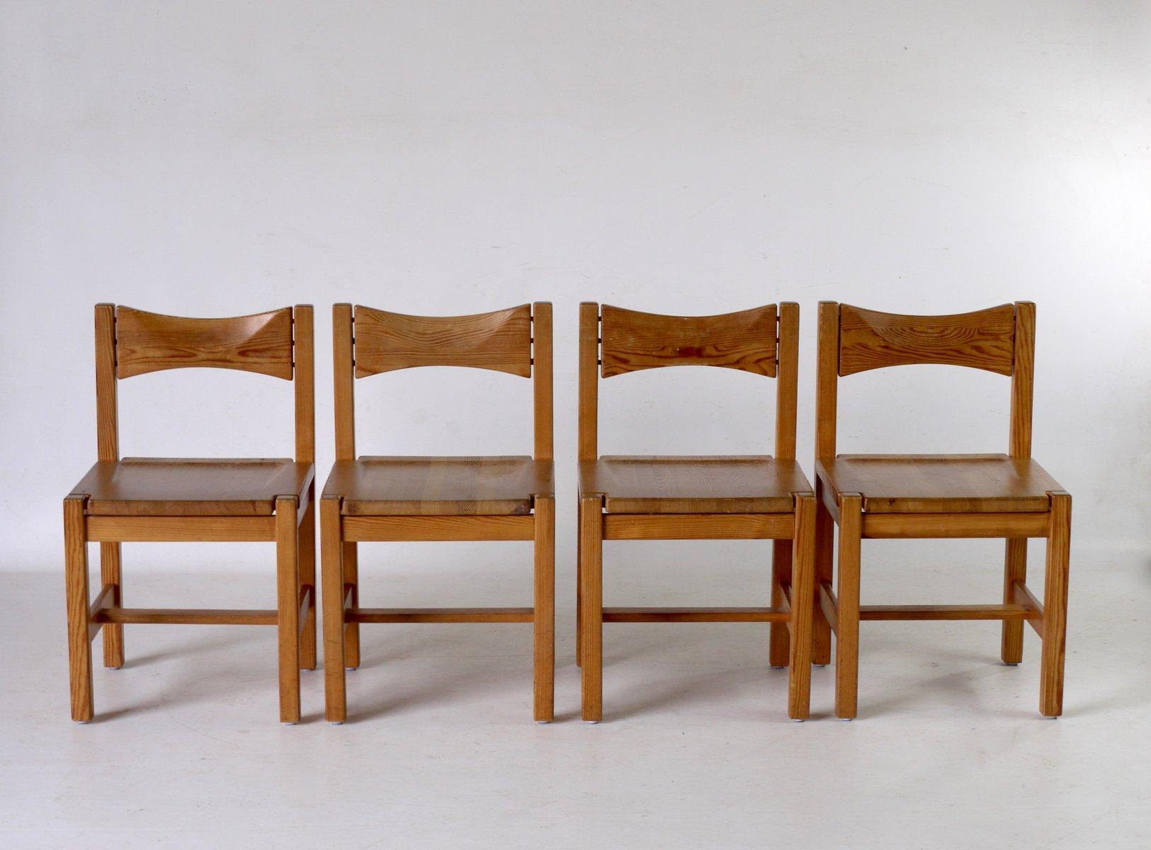 hongisto esszimmer st hle von illmari tapiovaara f r. Black Bedroom Furniture Sets. Home Design Ideas