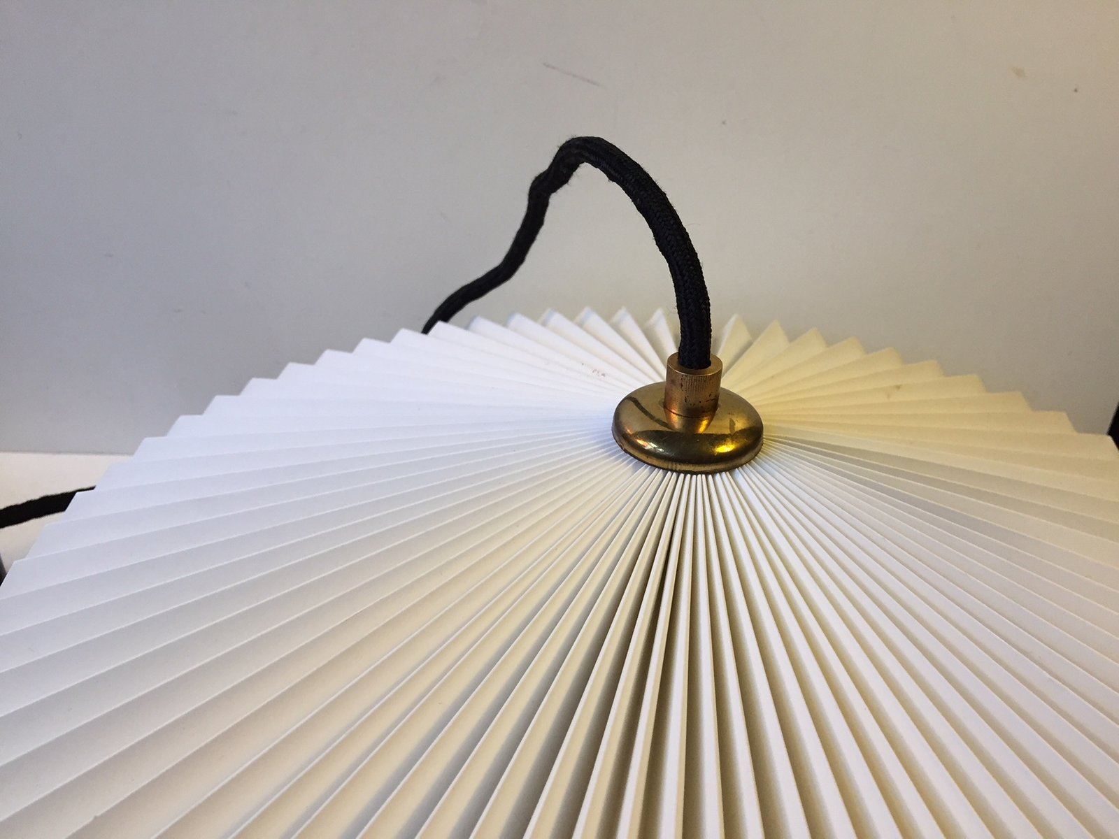 Danish Modernist Pendant Lamp from Le Klint 1970s for sale at Pamono