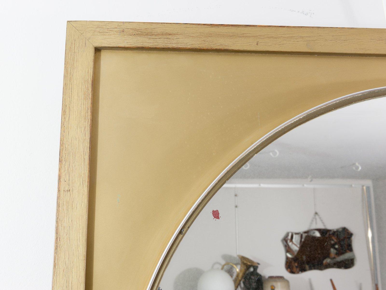 Runder Spiegel Mit Holzrahmen - trzykonie.top