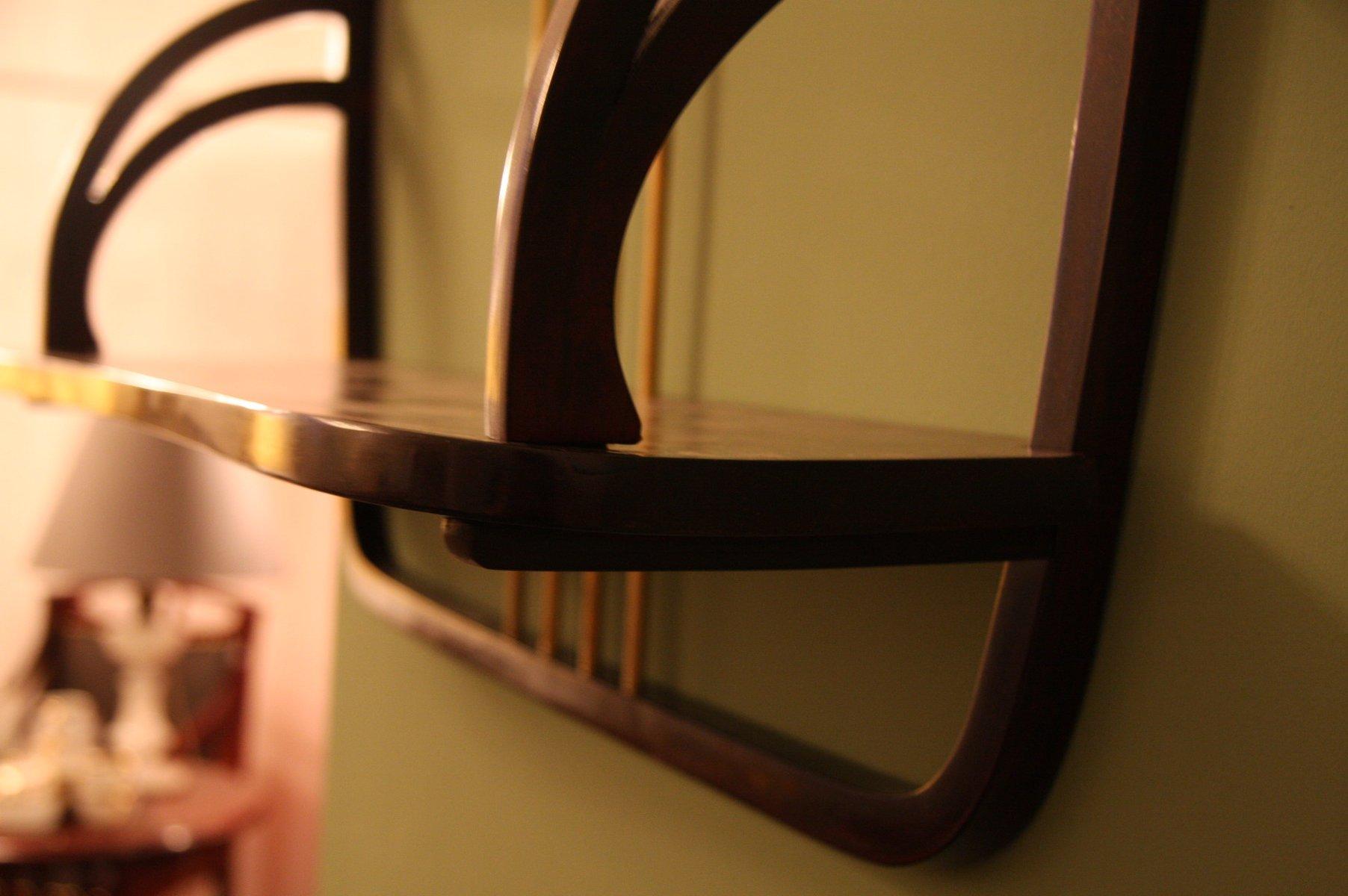 etag re murale vintage autriche de thonet en vente sur pamono. Black Bedroom Furniture Sets. Home Design Ideas