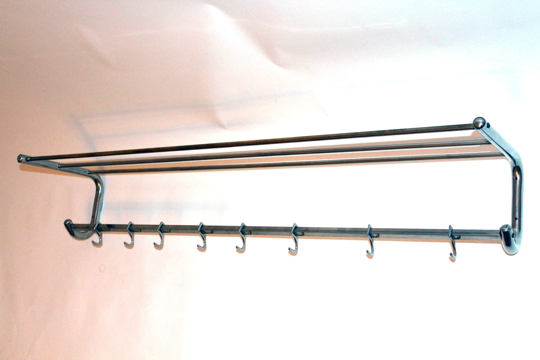 bauhaus style coat rack 1940s for sale at pamono. Black Bedroom Furniture Sets. Home Design Ideas
