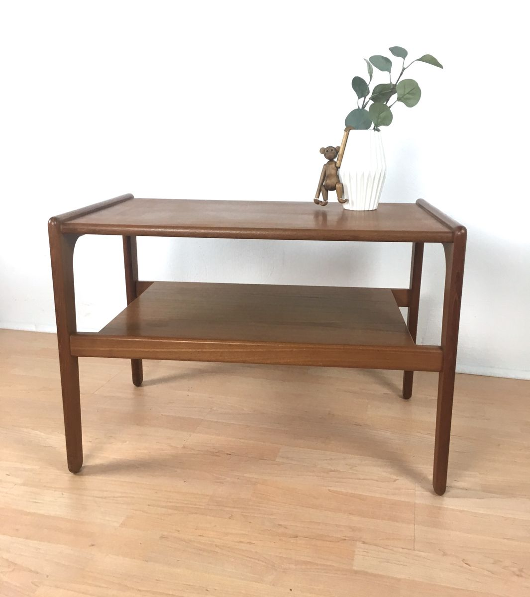 Mid-Century Teak Coffee Table, 1960s For Sale At Pamono