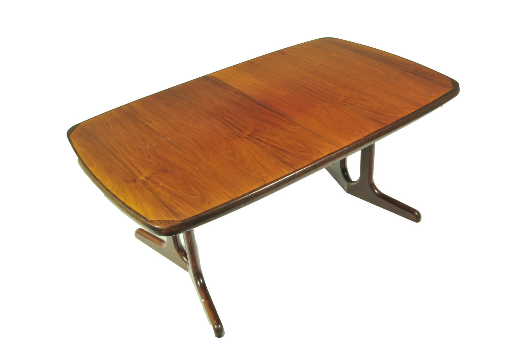 Vintage Danish Rosewood Extendable Dining Table From Skovby 5 1 754 00