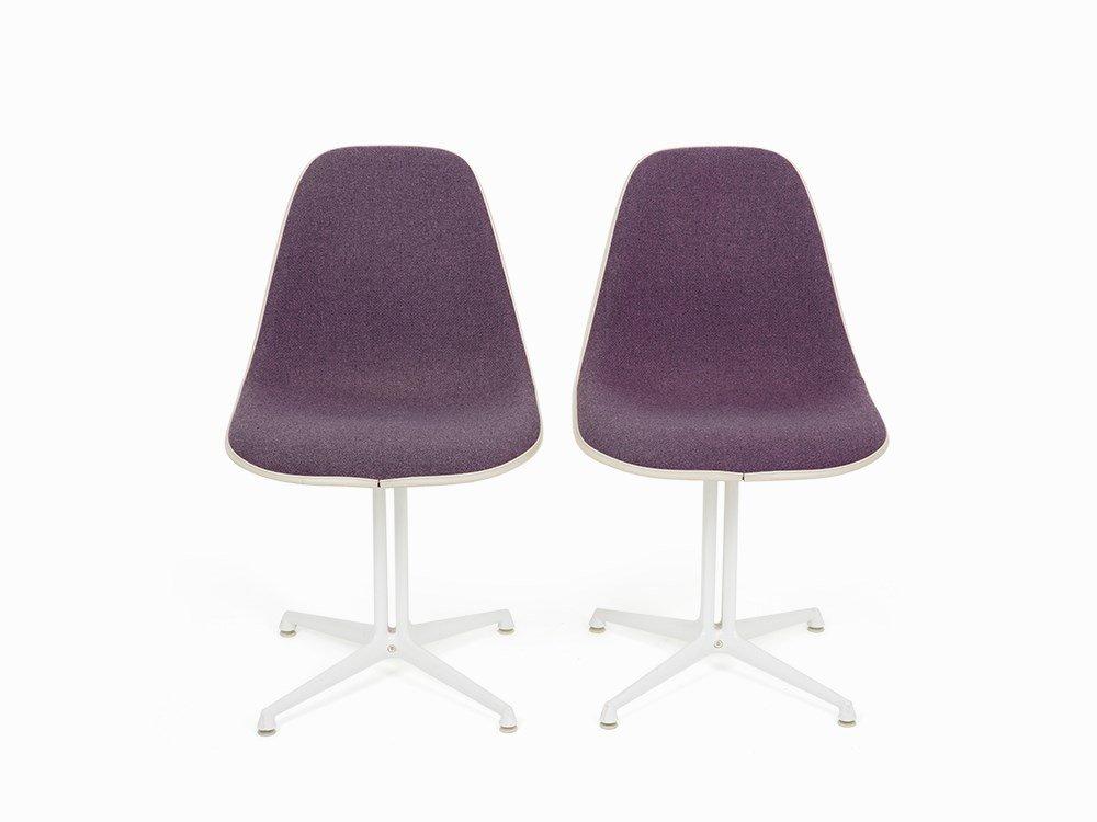 Eames Stoel Origineel : Eames stoel origineel eames dsr stoel replica zwart kuipstoel set