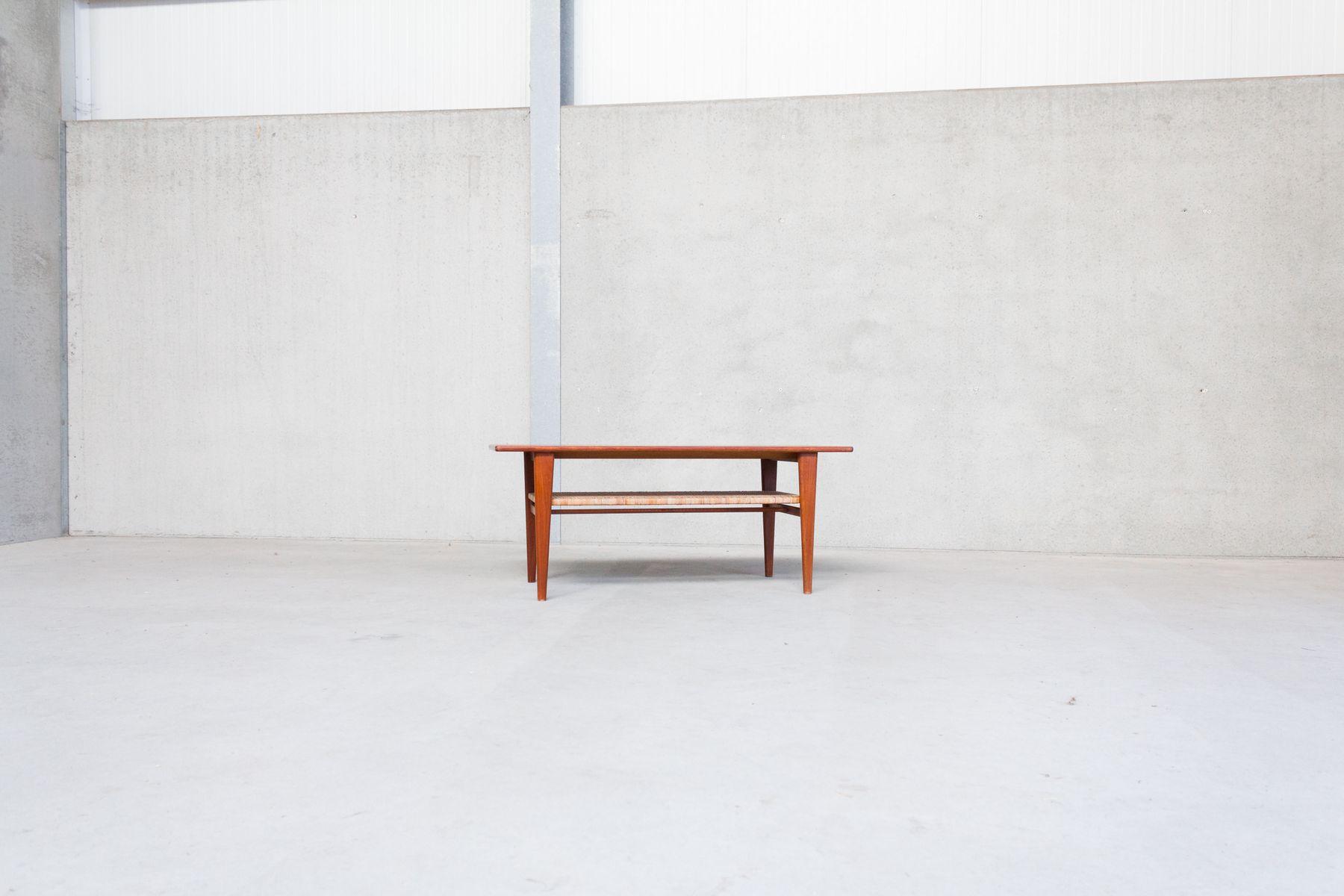 Encantador Mesa De Centro De Ratán Muebles Otomana Inspiración ...