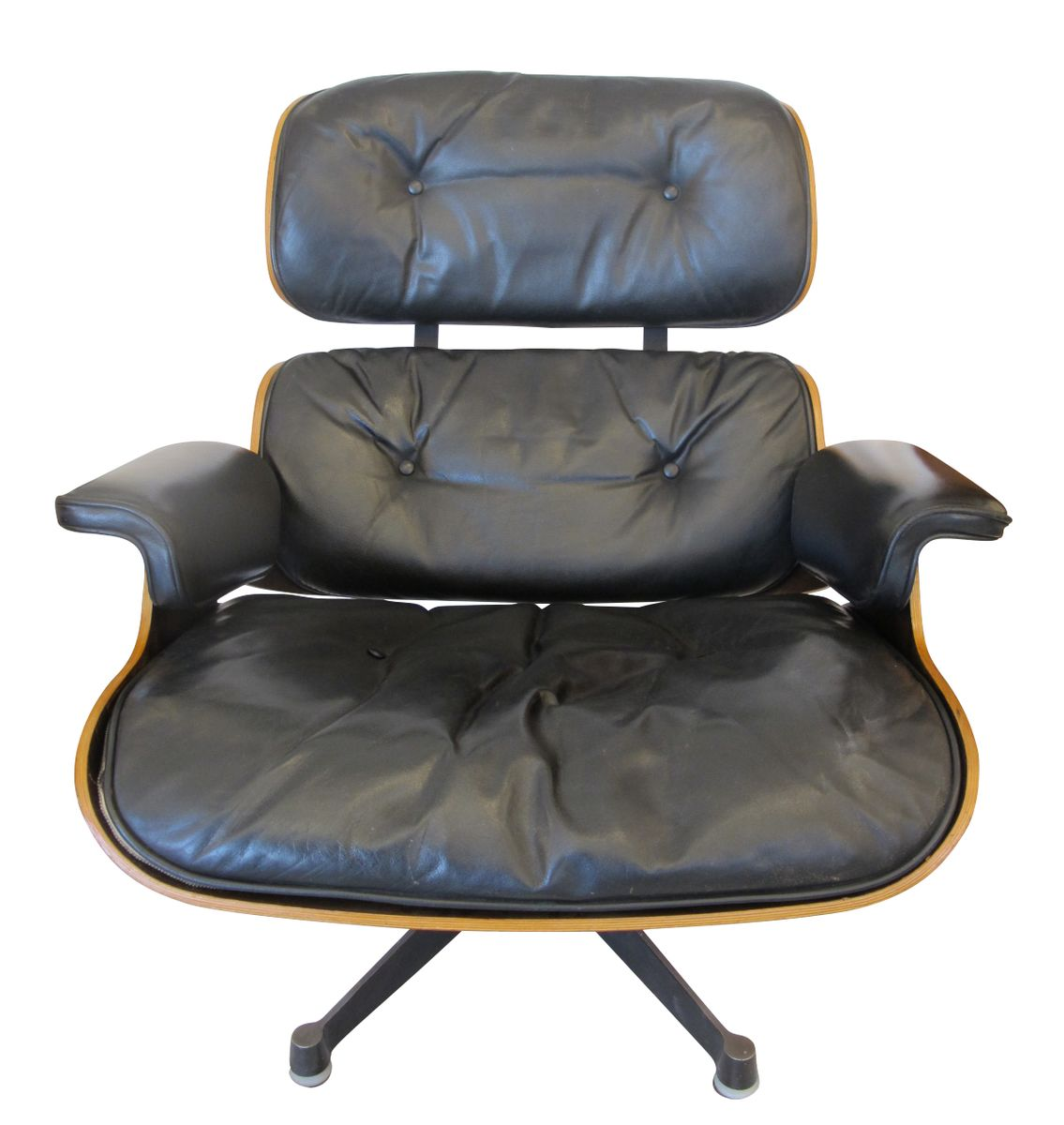 Rosewood lounge chair by charles ray eames 1960s for for Charles eames lounge chair nachbildung