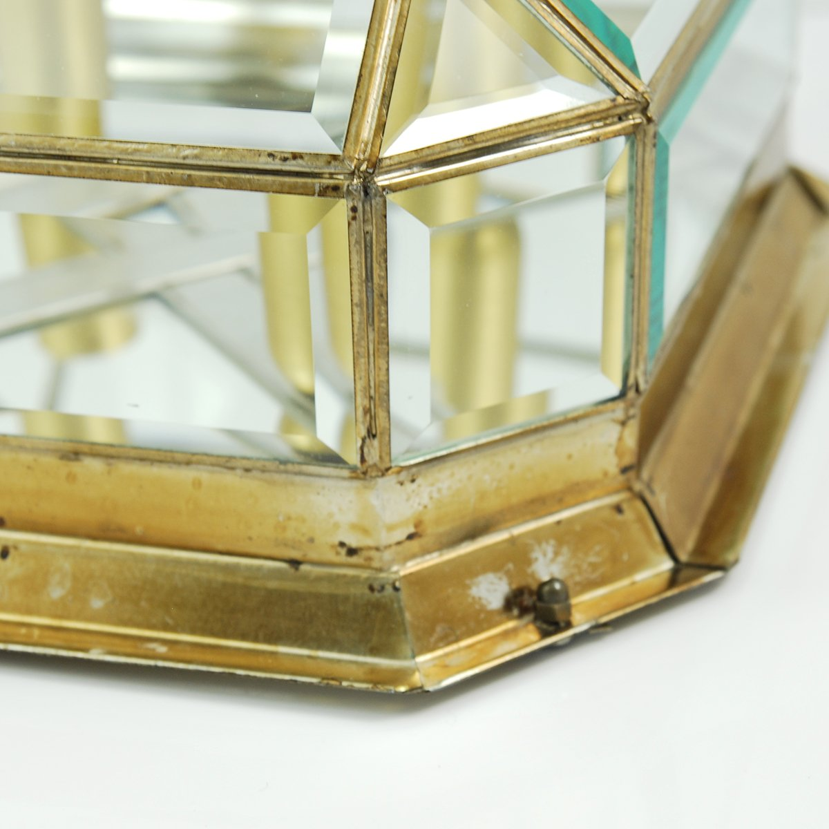 Geometric Wall Lamp, 1970s for sale at Pamono for Geometric Wall Lamp  76uhy