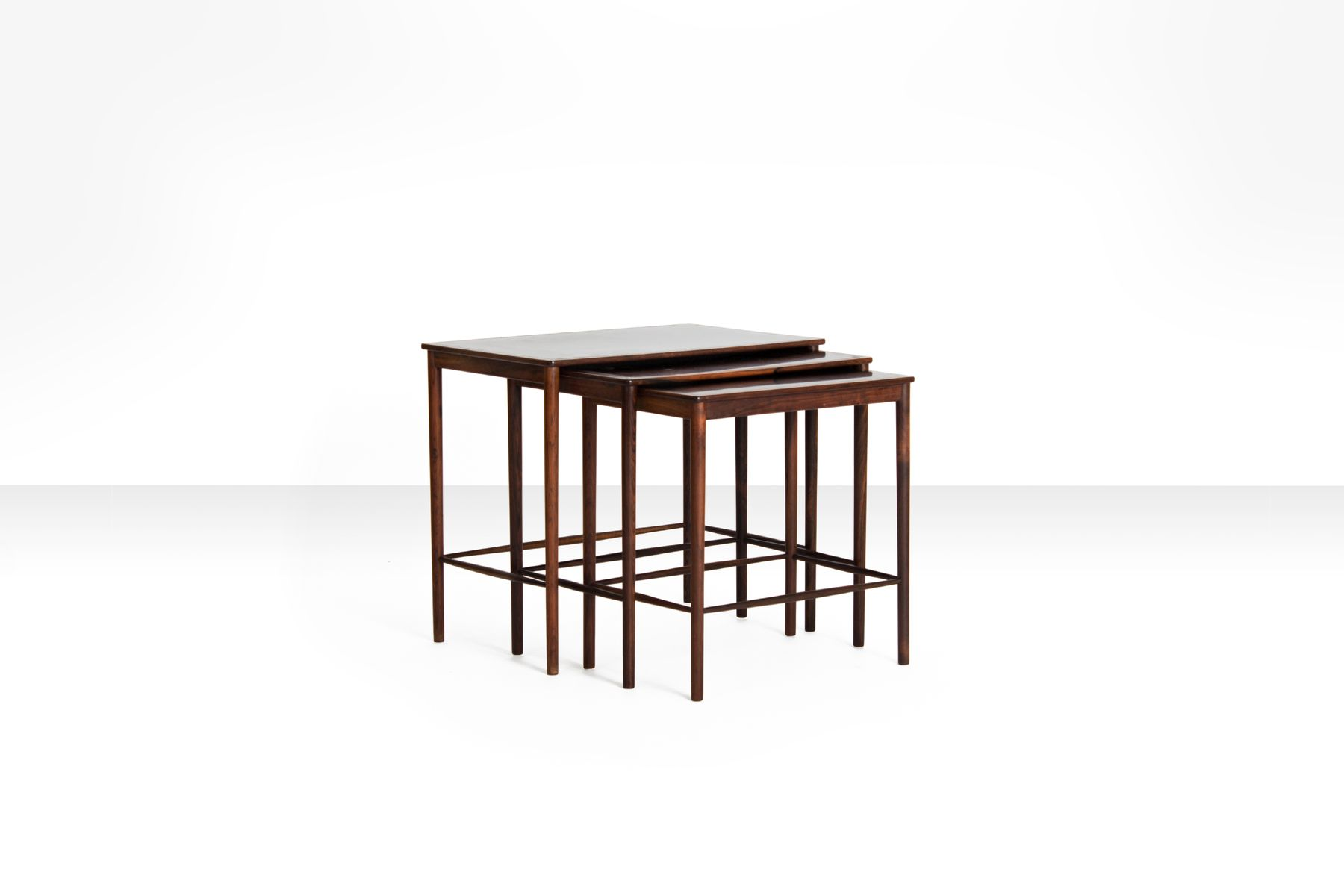 High Quality Rosewood Nesting Tables By Grete Jalk For Poul Jeppesens Møbelfabrik, 1960s  For Sale At Pamono Amazing Ideas