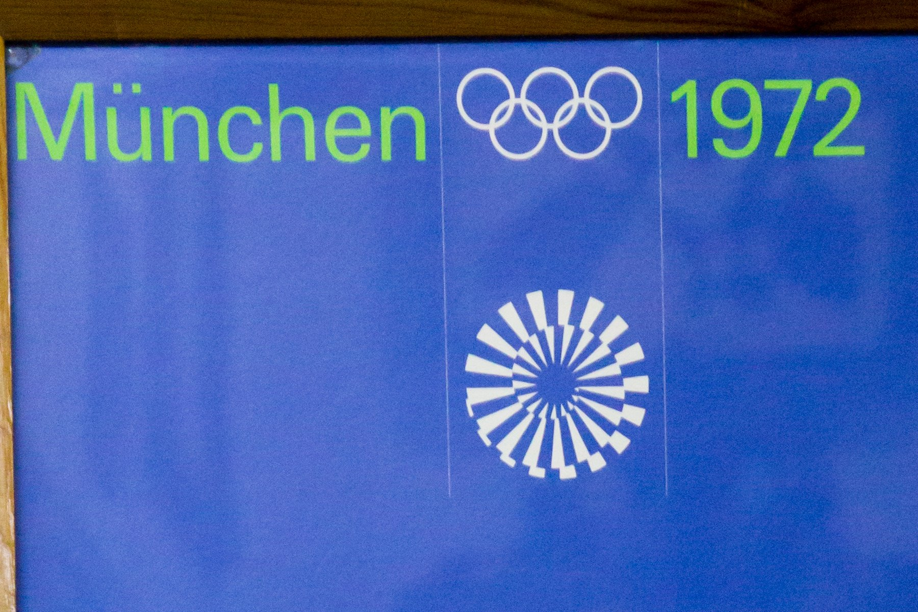 vintage munich summer olympics fencing poster 1972 for sale at pamono. Black Bedroom Furniture Sets. Home Design Ideas