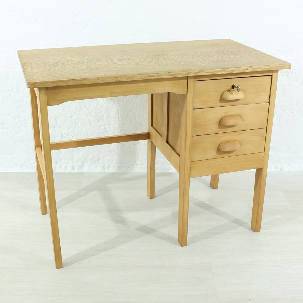 Vintage Small Desk 1940s For Sale At Pamono