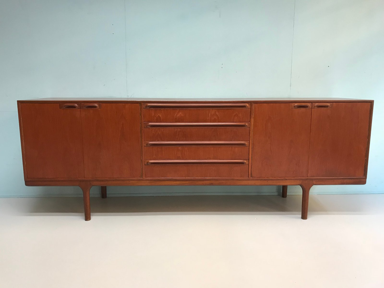 Lowboard Sideboard mid century teak lowboard from mcintosh 1960s for sale at pamono