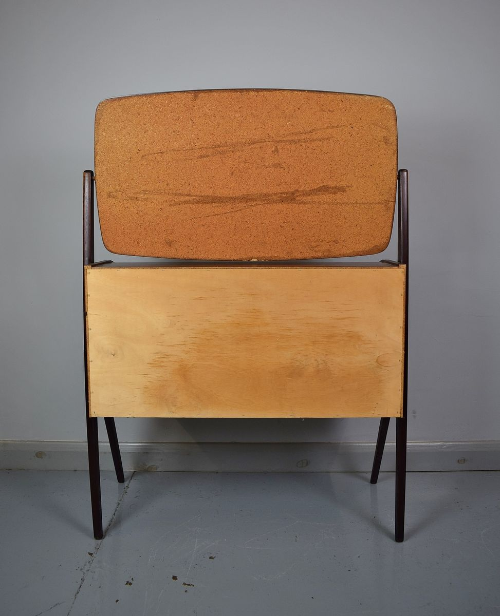 Danish Rosewood Chest Amp Vanity 1960s For Sale At Pamono