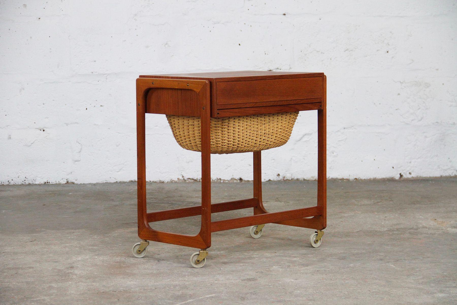 table de couture vintage de br gelsted en vente sur pamono. Black Bedroom Furniture Sets. Home Design Ideas
