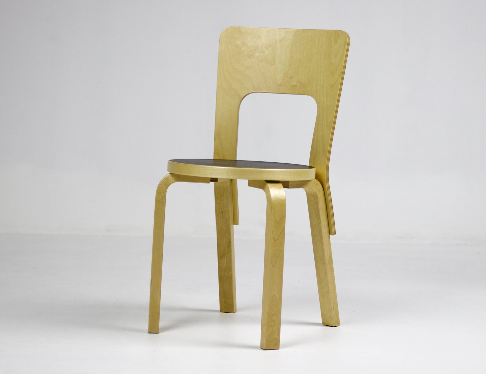 alvar aalto furniture. Vintage Model 66 Chair By Alvar Aalto For Artek Furniture