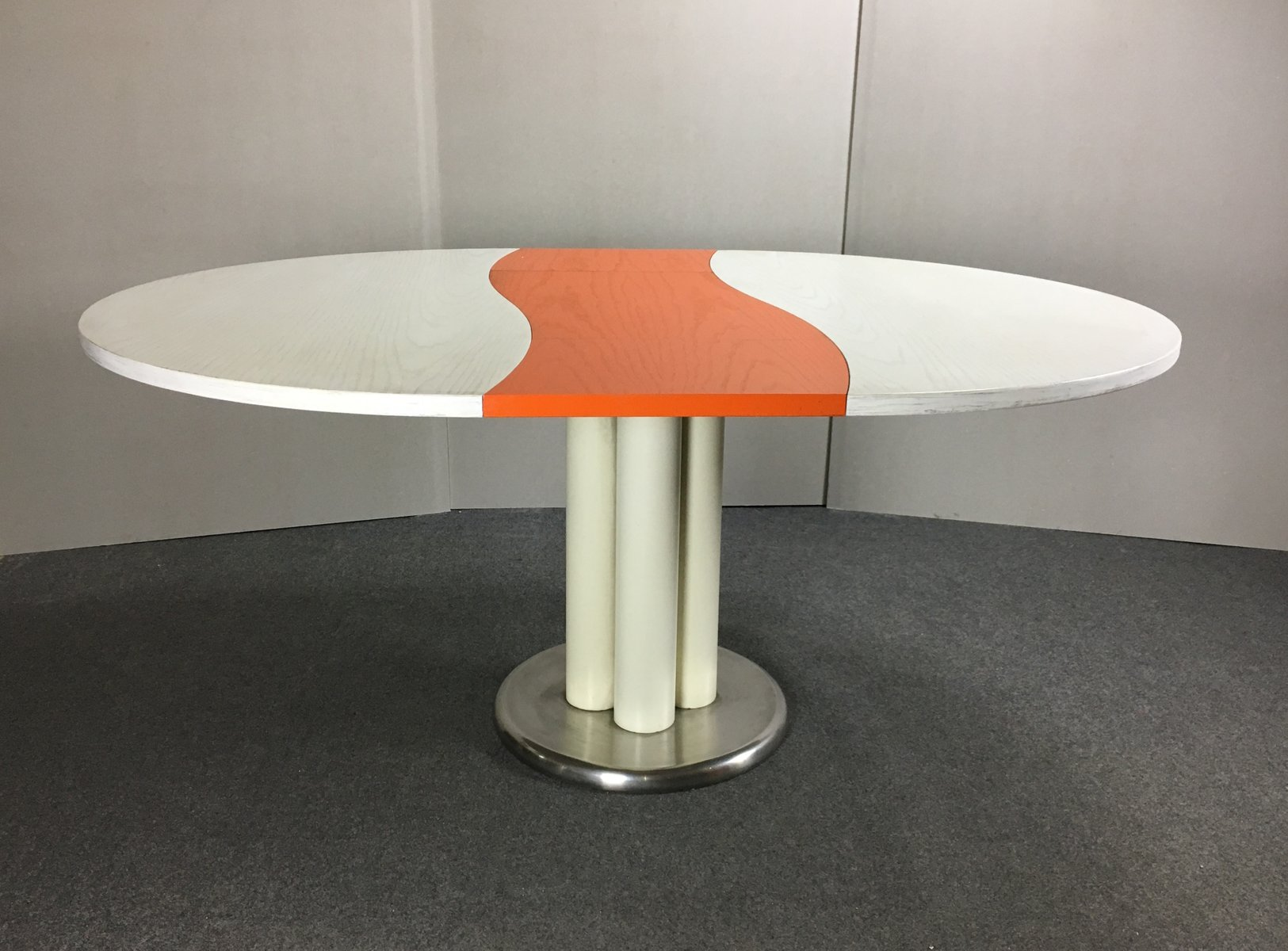Extendable Dining Table By De Pas DUrbino And Lomazzi For Acerbis 1960s Sale At Pamono