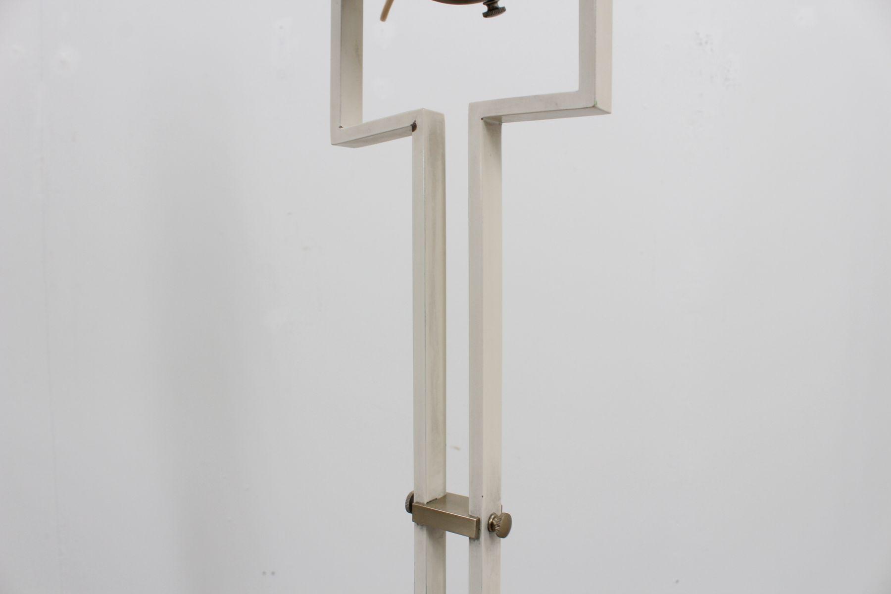 italienische stehlampe mit drei leuchten von oma 1960er bei pamono kaufen. Black Bedroom Furniture Sets. Home Design Ideas