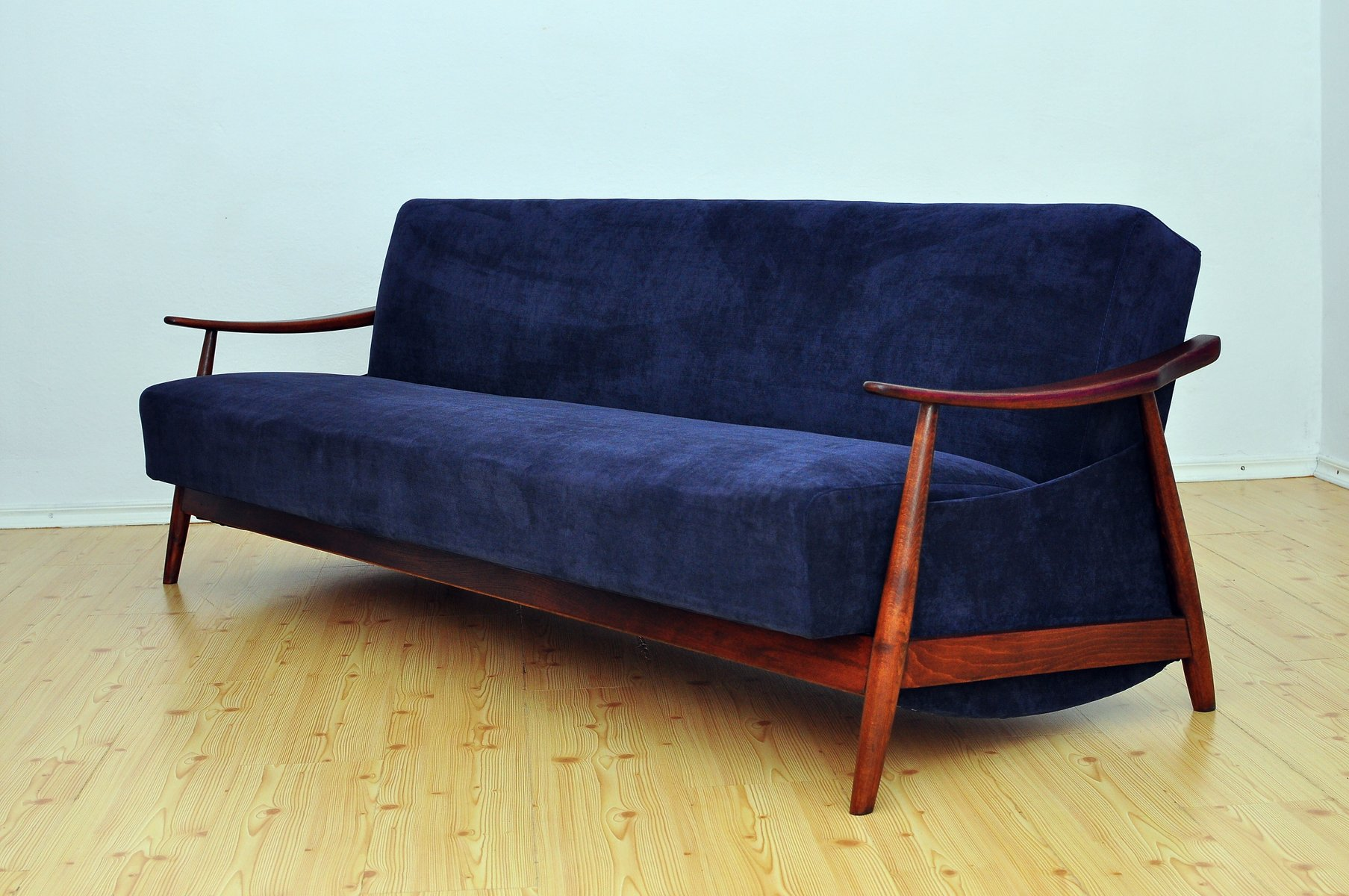 Marvelous Mid Century Sofa Bed, 1960s