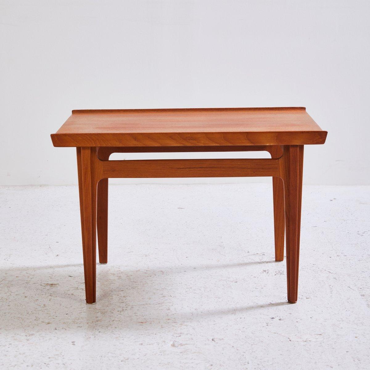 Model 535 Side Table By Finn Juhl For France Søn 1960s