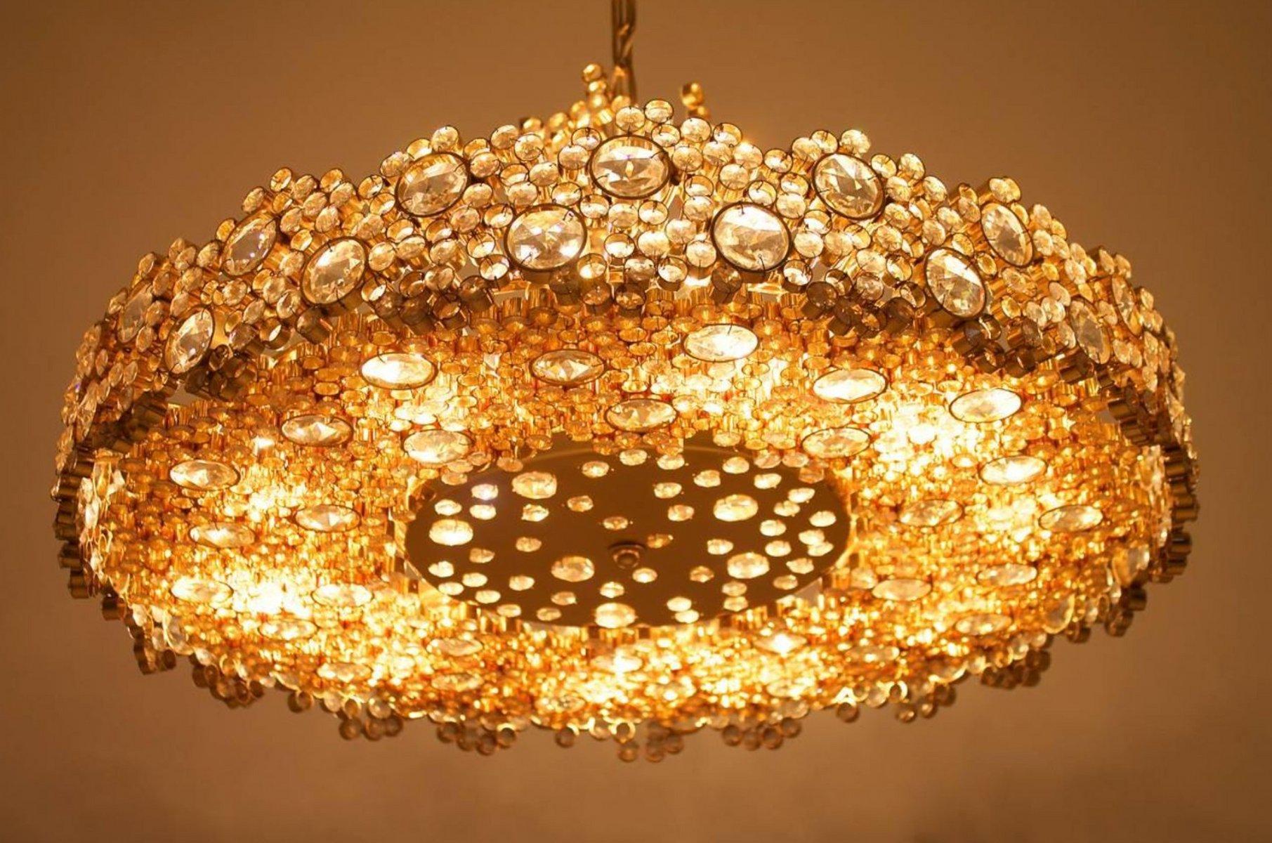 led metal tilla orange chandelier traditional crystal prod product italamp