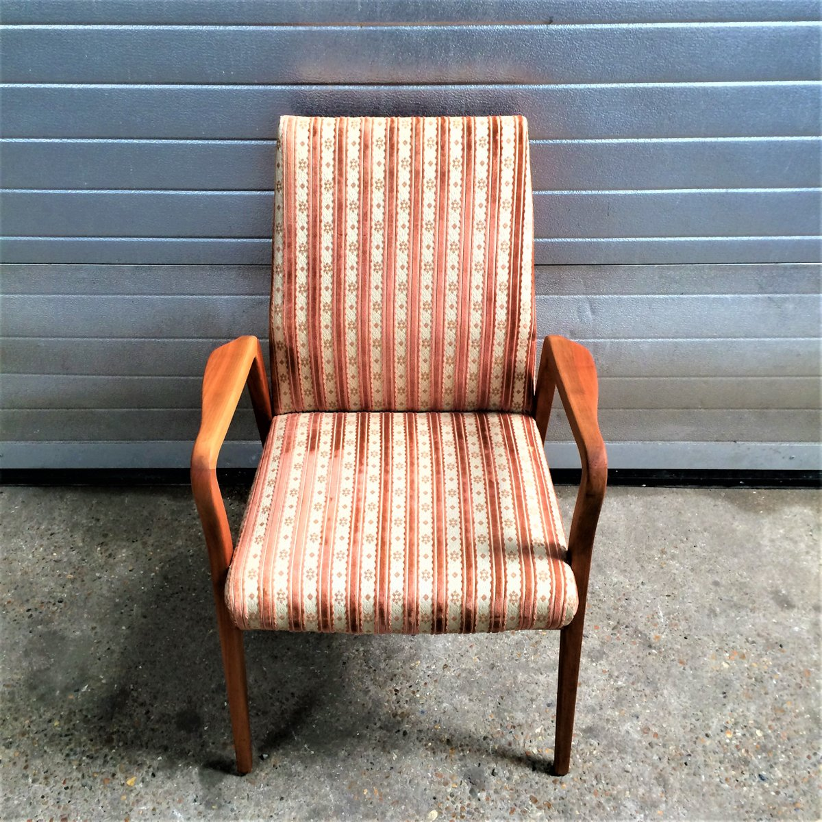 Vintage Scandinavian Armchair, 1960s For Sale At Pamono