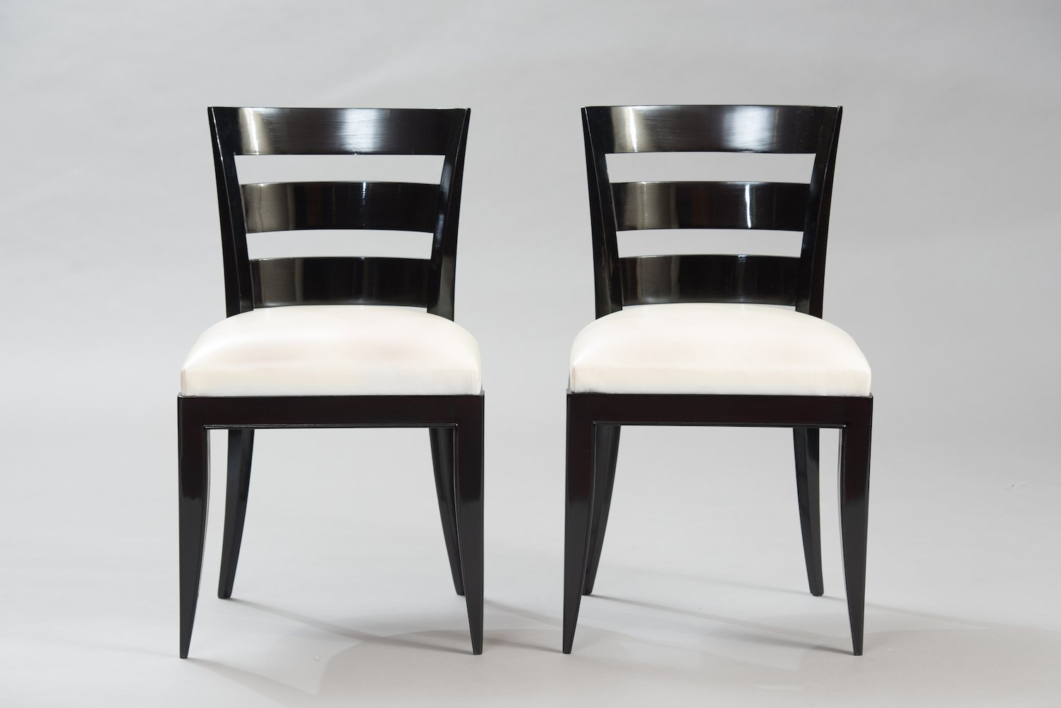 Vintage Art Deco Dining Chairs Set Of 6 For Sale At Pamono