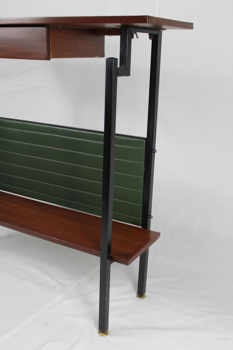 italian wood furniture. Vintage Italian Console Table, 1960s Wood Furniture