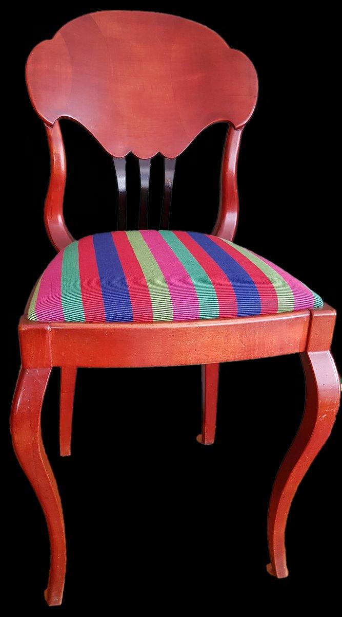 Marvelous Art Deco Chairs, 1930s, Set Of 2