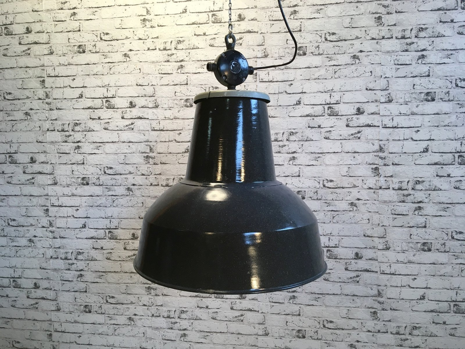 at kalff for by pamono louis sale vintage pendant philips industrial