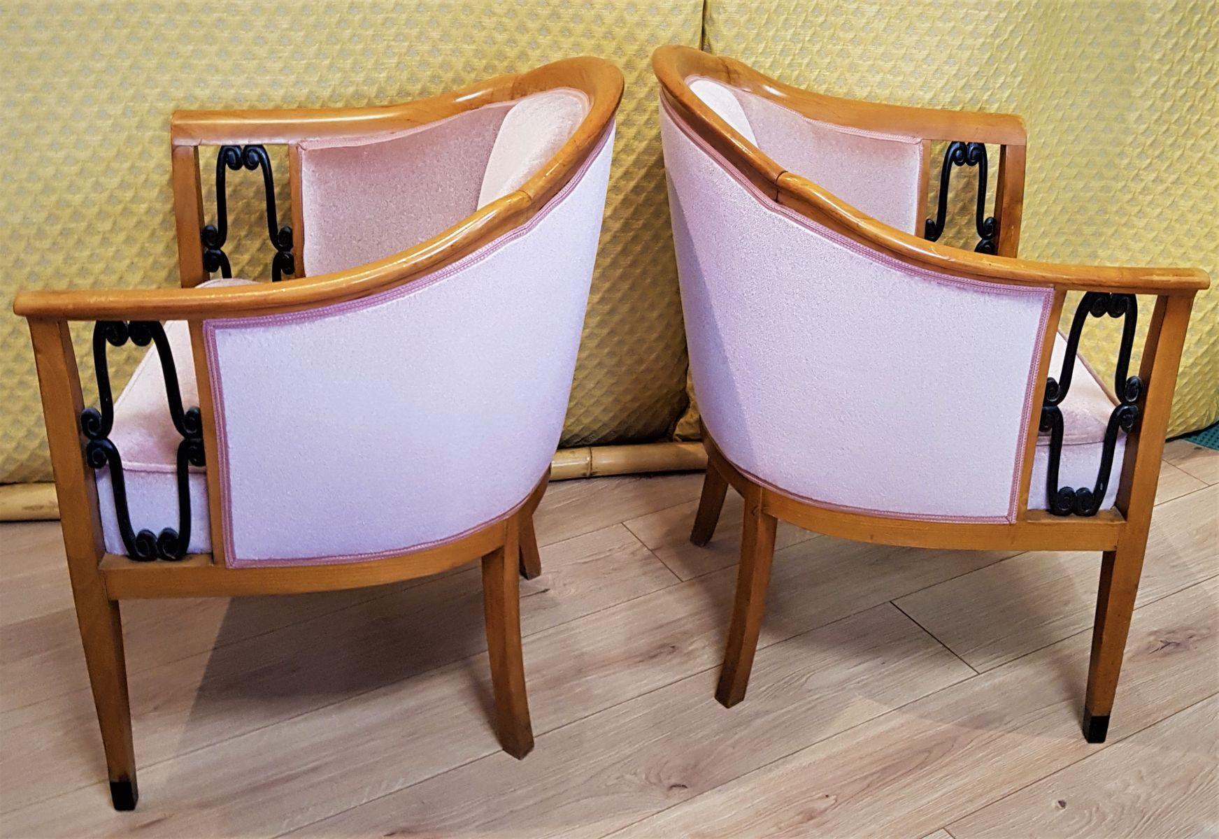 Art Deco Living Room Set for sale at Pamono