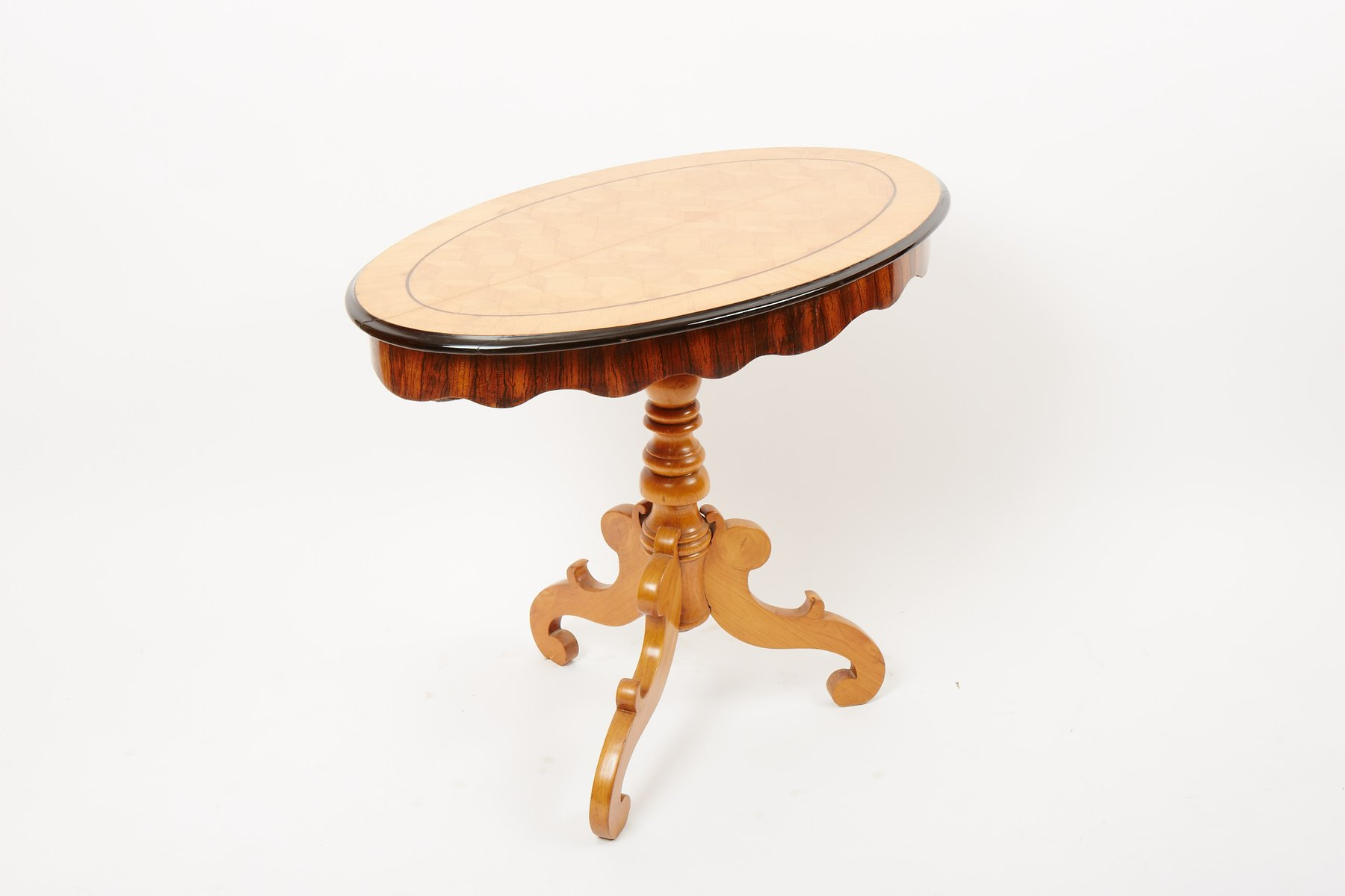 oval side table. Antique Veneered Oval Side Table 5. $842.00. Price Per Piece