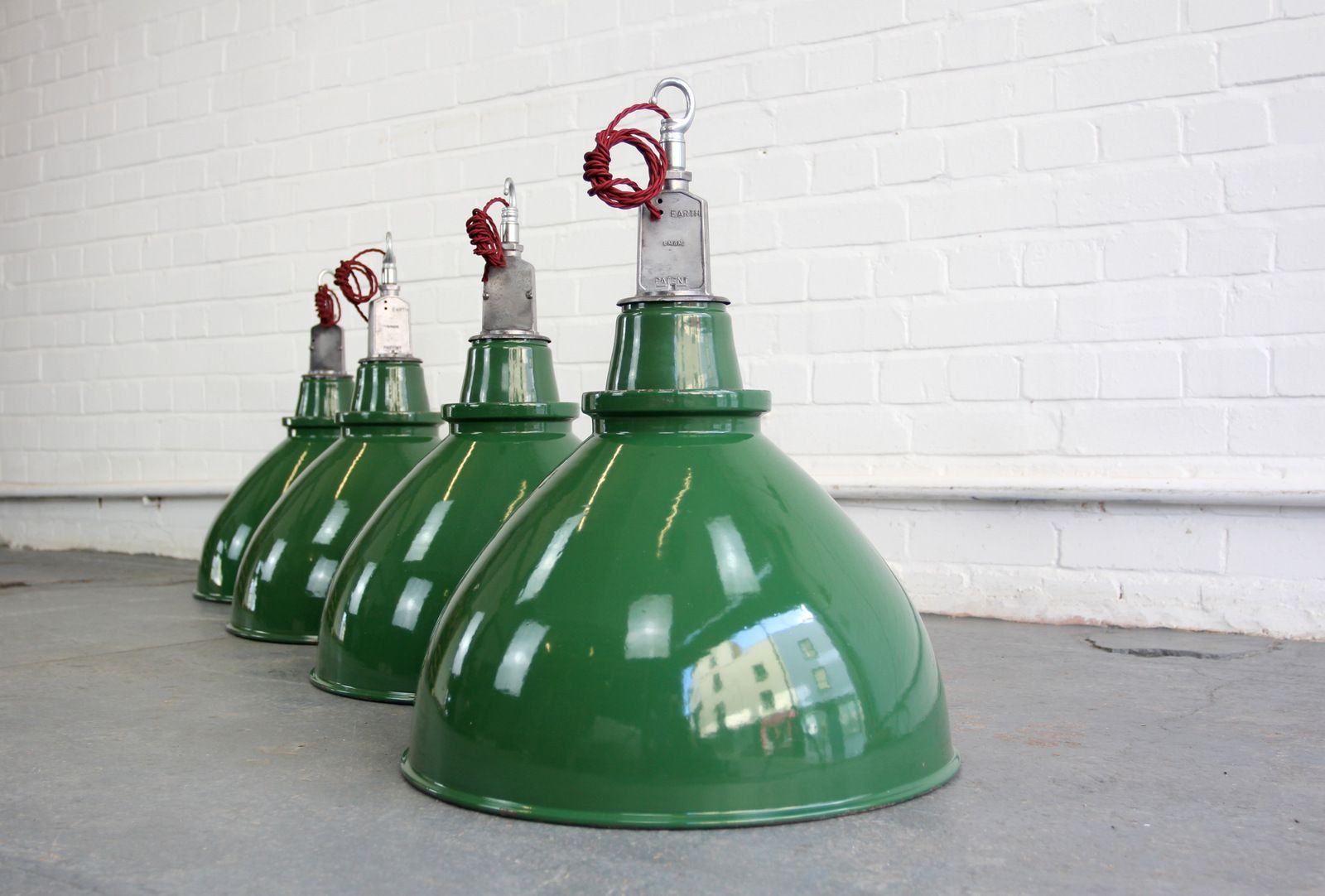 Large ww2 munitions factory pendant light from thorlux 1940s for large ww2 munitions factory pendant light from thorlux 1940s mozeypictures Image collections