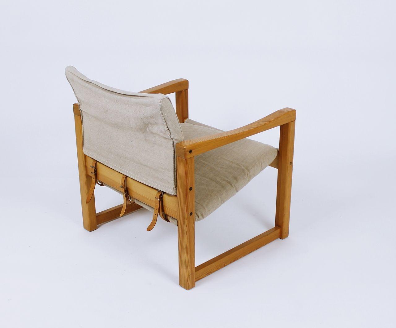schwedische diana safari st hle von karin mobring f r ikea 1970er 2er set bei pamono kaufen. Black Bedroom Furniture Sets. Home Design Ideas