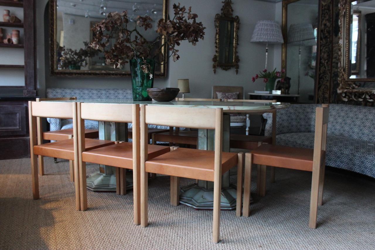 ... Dining Table, 1930s 9. $10,782.00. Price Per Piece