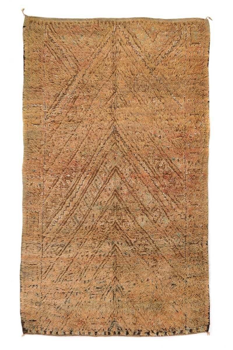 marokkanischer berber teppich von beni mguild 1980er bei pamono kaufen. Black Bedroom Furniture Sets. Home Design Ideas