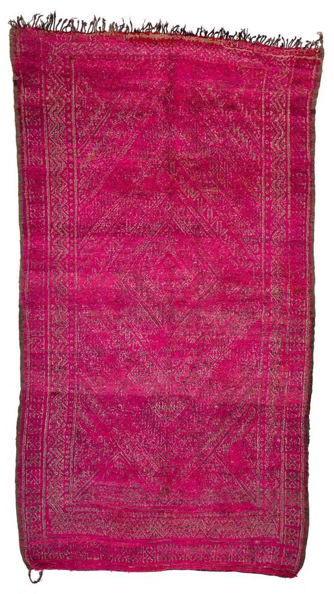 marokkanischer berber teppich von boujad 1980er bei pamono kaufen. Black Bedroom Furniture Sets. Home Design Ideas