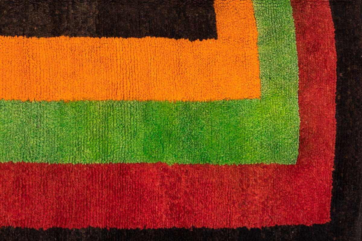 marokkanischer berber teppich von talsint 1980er bei pamono kaufen. Black Bedroom Furniture Sets. Home Design Ideas