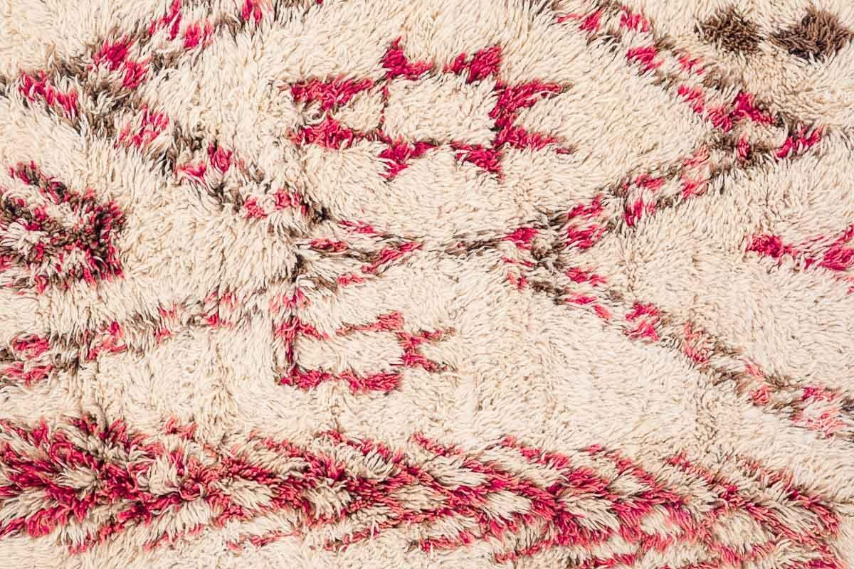 marokkanischer berber teppich von marmoucha 1980er bei pamono kaufen. Black Bedroom Furniture Sets. Home Design Ideas