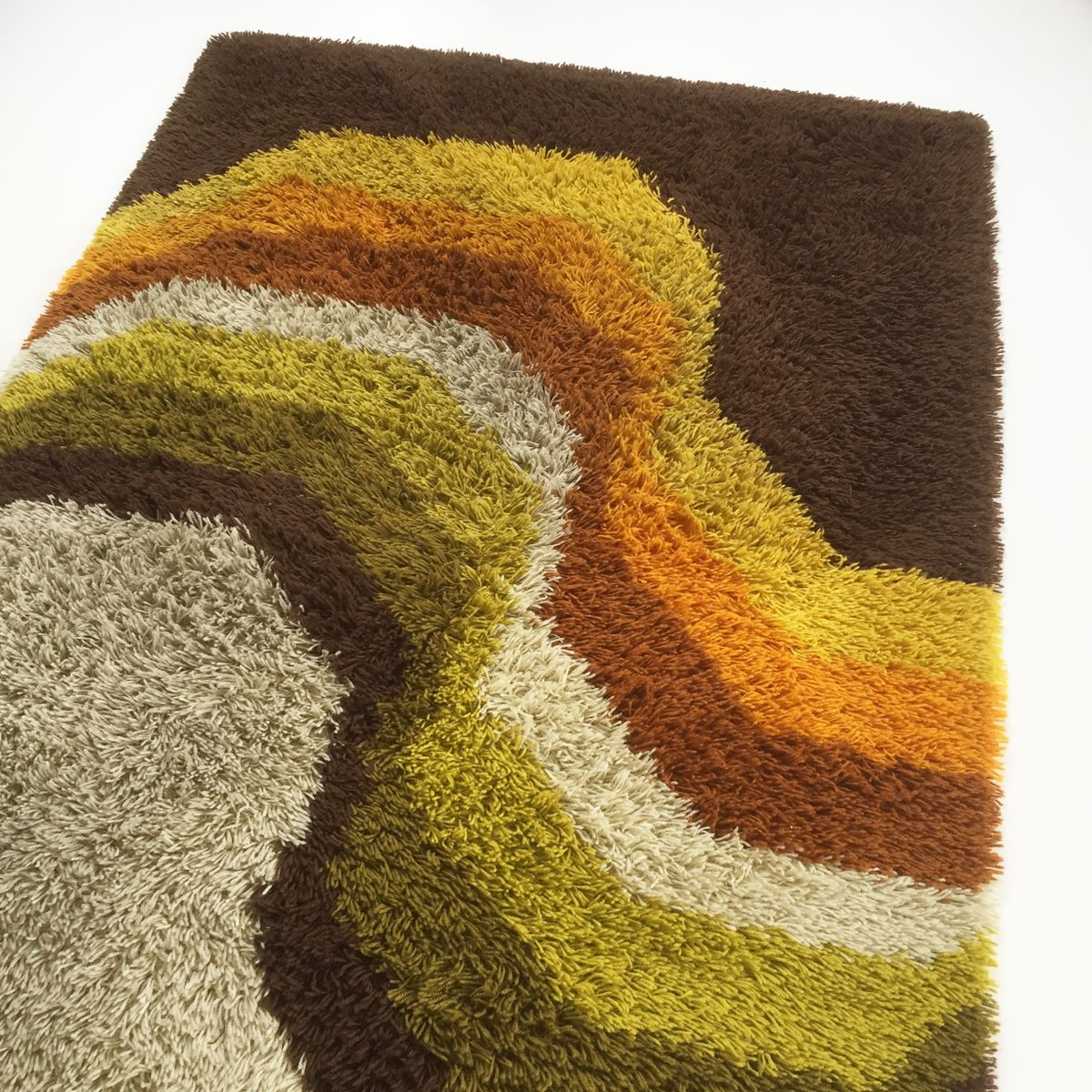 Vintage High Pile Rya Rug From Desso 1970s For Sale At Pamono
