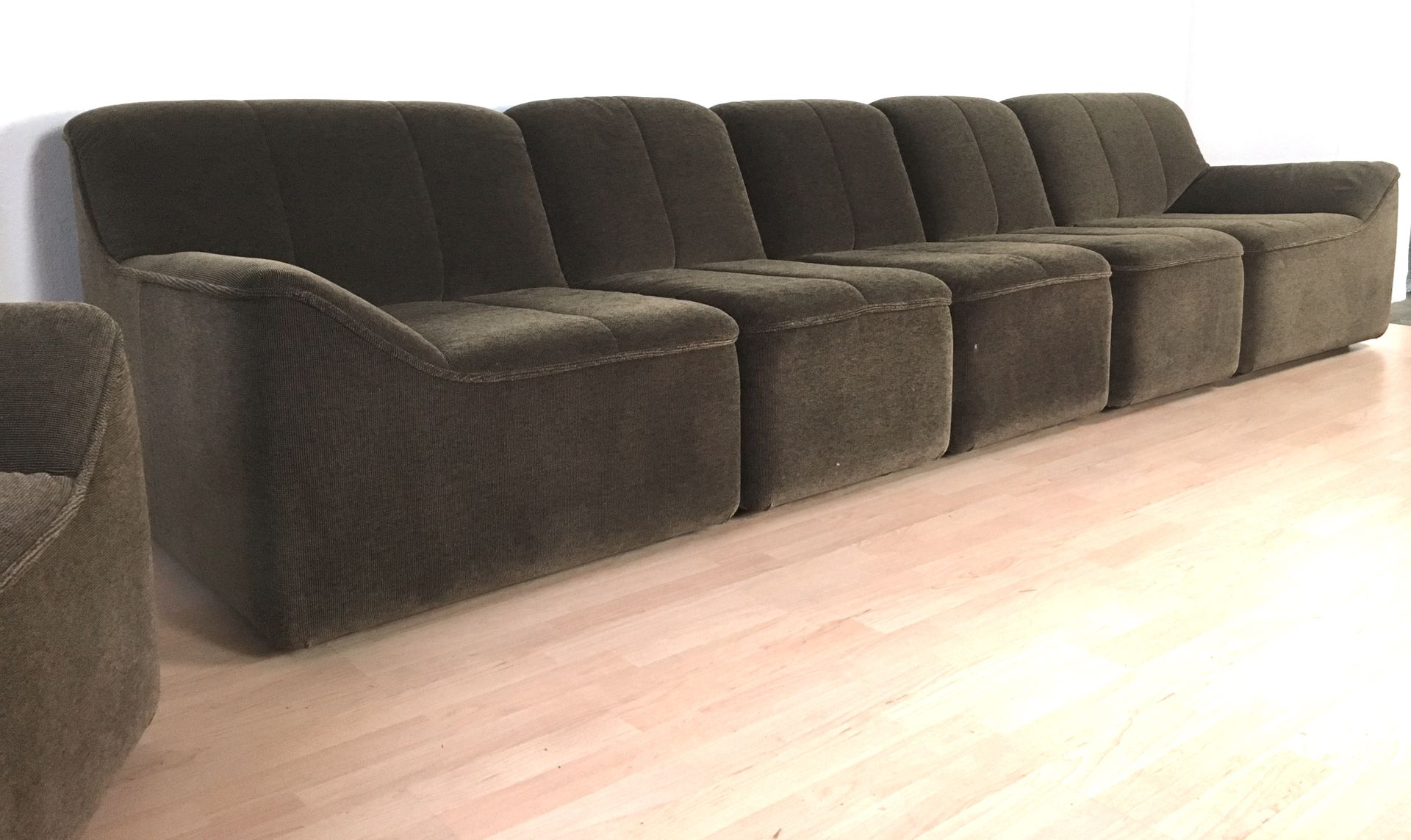 modular alpha sofa from cor 1960s for sale at pamono. Black Bedroom Furniture Sets. Home Design Ideas