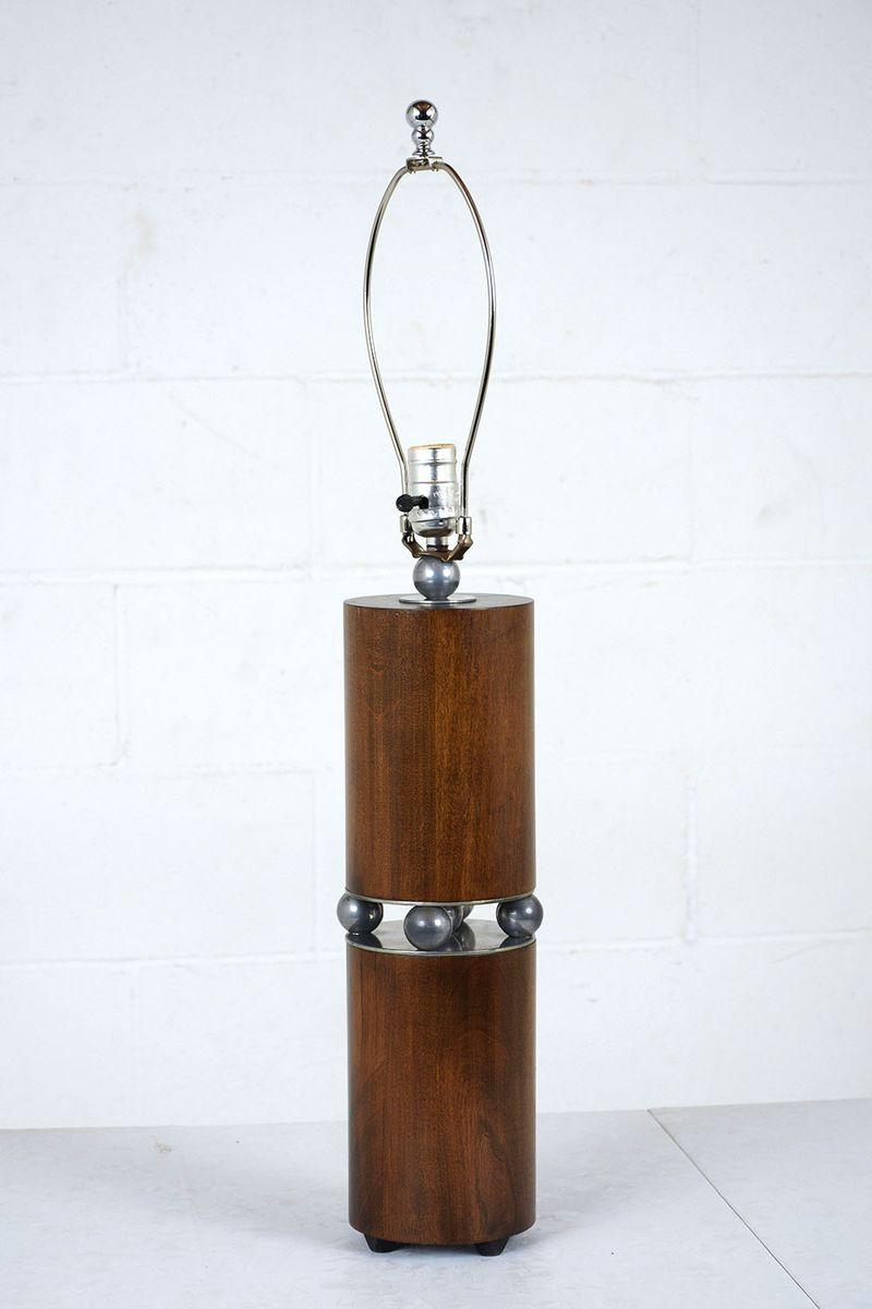 mid century modern tischlampen 2er set bei pamono kaufen. Black Bedroom Furniture Sets. Home Design Ideas