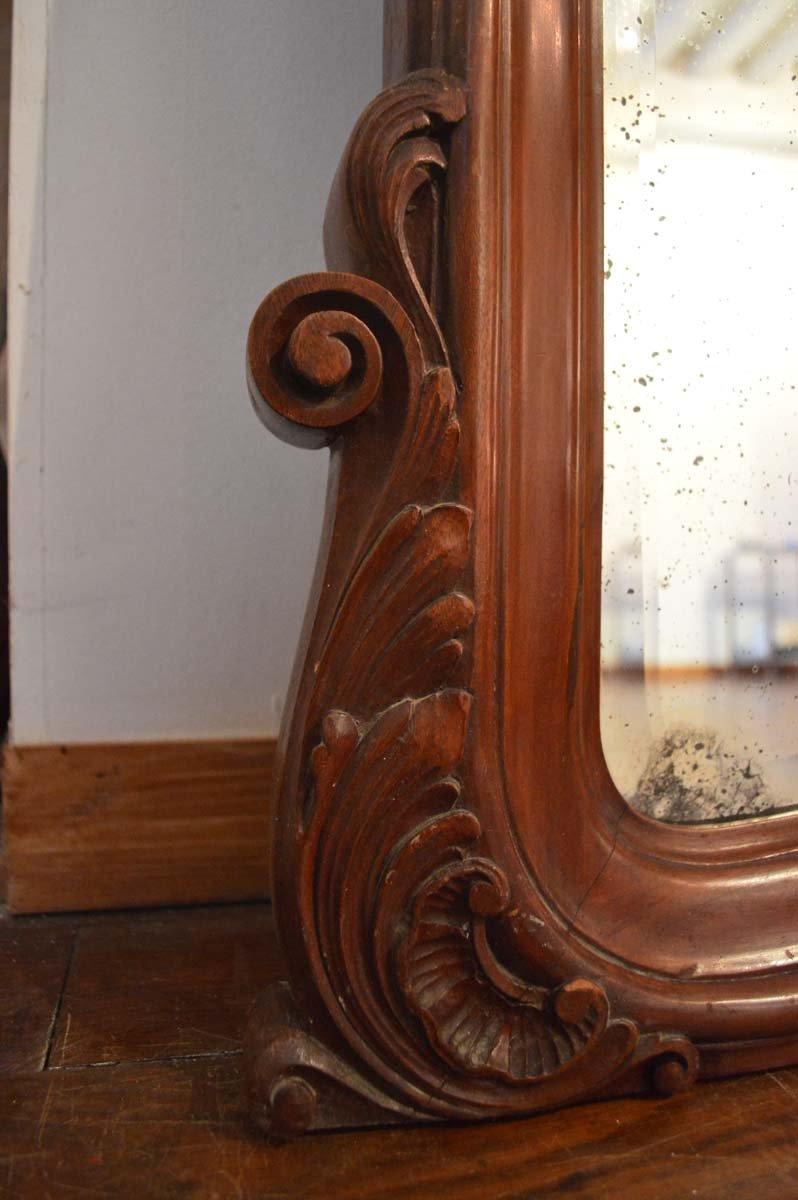 Specchio stile luigi xv antico in vendita su pamono for Specchio stile antico