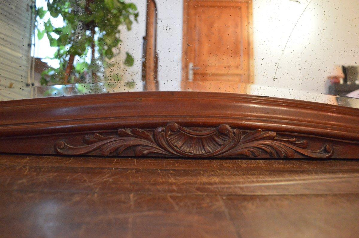 Specchio stile Luigi XV antico in vendita su Pamono