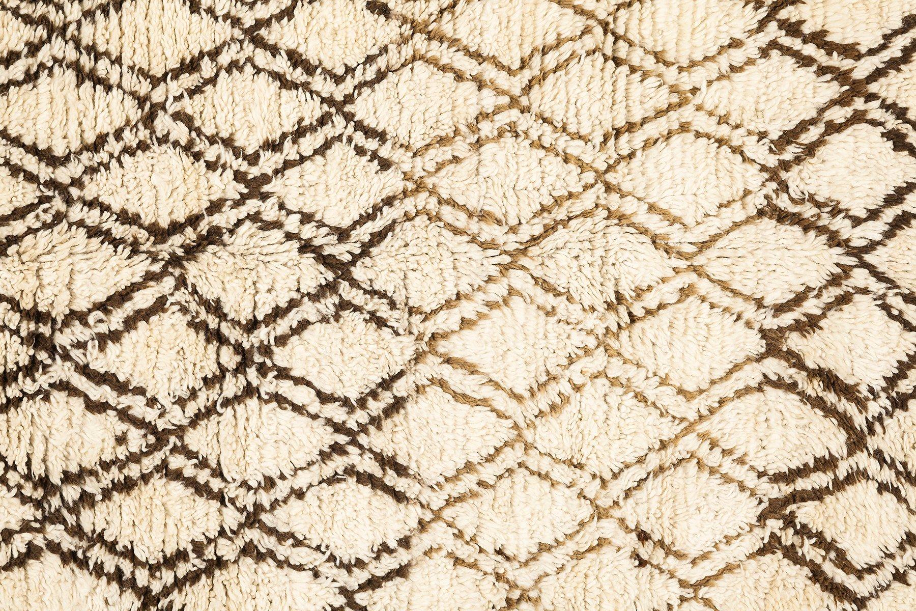 marokkanischer vintage berber teppich von talsint 1980er bei pamono kaufen. Black Bedroom Furniture Sets. Home Design Ideas