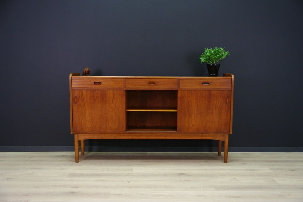 d nisches mid century sideboard bei pamono kaufen. Black Bedroom Furniture Sets. Home Design Ideas