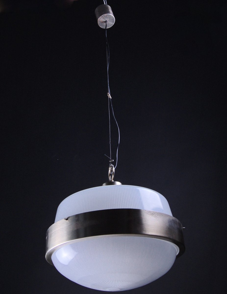 Vintage italian ceiling lamp by sergio mazza for artemide for sale vintage italian ceiling lamp by sergio mazza for artemide for sale at pamono aloadofball Images